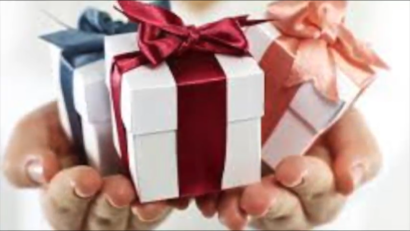 """Permalink to:Our """"Gift Wrapped"""" Christmas Card To You"""